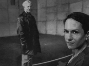 Raymond J. Barry, Holly Hunter